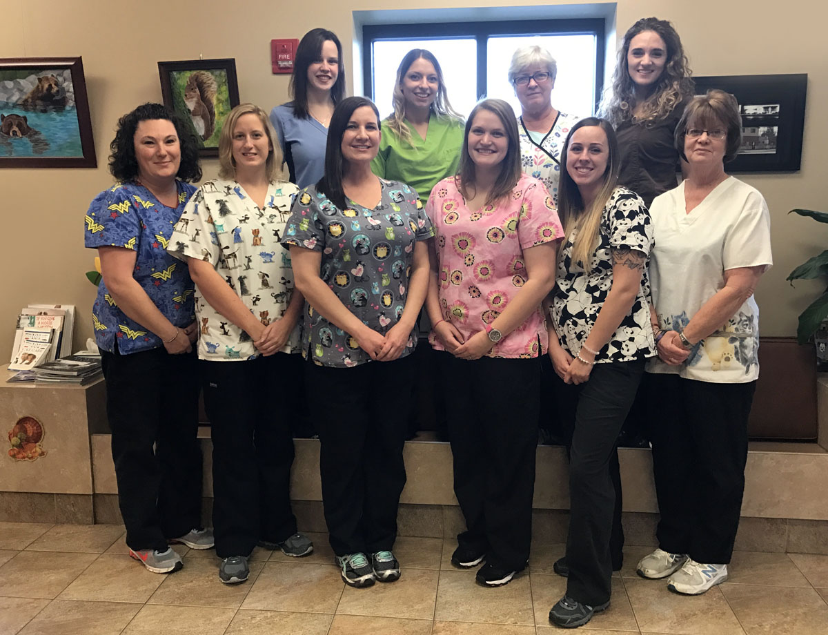 Downers Grove Animal Hospital Staff